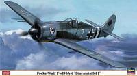 Focke Wulf 190 A-6 Sturmstaffel 1 1/48