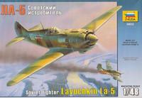 LA-5 Soviet Fighter 1/48