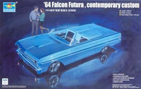 '64 Ford Futura Contemporary Custom 1/25