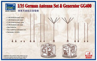 German Antenna Set & GG400 Generator (Model kits x2)