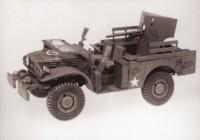 M6 BEEP WITH 37 MM GUN 1/72