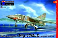 "Mig-13 MLD ""Afgan Warrior"" 1/72"
