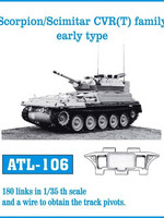 Scorpion / Scimitar CVR(T) Early Type 1/35