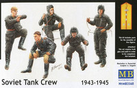 Soviet Tank Crew 1943-45 1/35