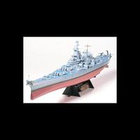 USS MISSOURI US Battle Ship 1/350