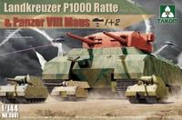 "Landkreuzer P1000 ""Ratte"" 1/144"