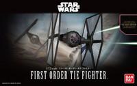 First order TIE-fighter
