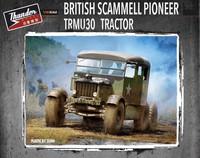British Scammel Pioneer Tractor