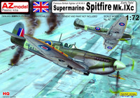 Supermarine Spitfire Mk.IXc Early 1/72