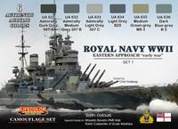 Royal Navy Color Set 1