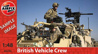 British Vehicle Crew 1/48