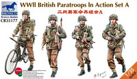 British Paratroops in Action Set.A 1/35
