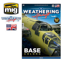 "The Weathering Magazine Aircraft 4 ""Base Colors"""