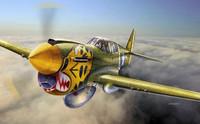 P-40E Kittyhawk 1/48