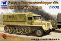 sWS Schwerer Wehrmachtschlepper Cargo Version 1/35