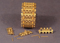 Metal Tracks for T-50 Tank 1/35
