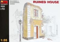 Ruined House 1/35