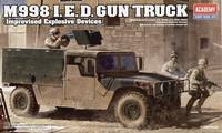 M988 Gun Truck Iraq War