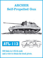 Archer Self-Propelled Gun 1/35