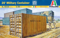 Shipping Container Military 20' 1/35