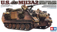 M113A2 Armored Person Carrier - Desert Version 1/35