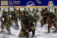 US Infantry WWII Winter Uniforms 1/72