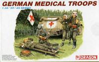 German Medical Troops 1/35