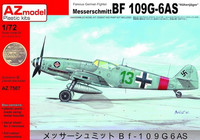 Messerschmitt Bf 109 G-6AS 1/72