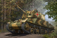 Hungarian 40M Nimrod Anti-Aircraft tank 1/35