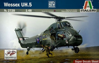 Westland Wessex HU.5 New tooling 1/48