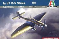 Junkers JU-87 D5 Stuka 1/48