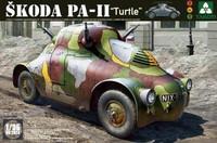 Skoda PA-II Turtle 1/35