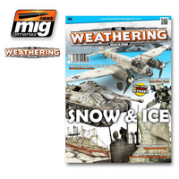 The Weathering Magazine Issue 7. SNOW & ICE