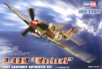 Curtiss P-40M Warhawk 1/72