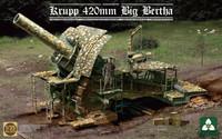 "Krupp 420mm ""Big Bertha"" 1/35"