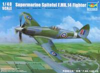 Supermarine Spiteful F Mk.14 1/48