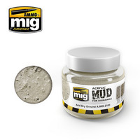 Acrylic Mud Arid Dry Ground 250ml