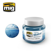 Pacific Waters, Acrylic Geel for Simulating Water, 250ml