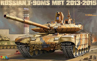 T-90MS 2013-2015 Russian Main Battle Tank