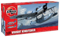 Vought Kingfisher OS2U-3 floatplane 1/72