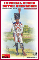 Imperial Dutch Grenadier, Napoleonic Wars 1/16