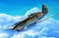 "P-40B/C ""WARHAWK"" 1/72"