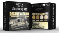 Desert & Sand Pigment Set