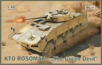 "KTO Rosomak Polish APC ""The Green Devil"" 1/35"