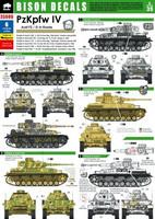 PzKpfw IV Ausf F2 / G in Russia. 1/35
