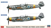 Messerschmitt Bf 109G-6 Finnish Air Force Aces Combo 1/72