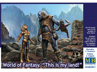 """World of Fantasy """"This is My Land"""" 1/24"""