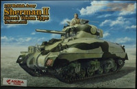 "British Sherman II ""El Alamein"" 1/35"