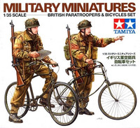 British Paratroopers & Bicycles 1/35