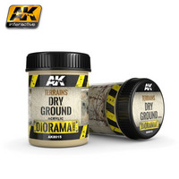 Terrains Dry Ground 250ml (Acrylic)